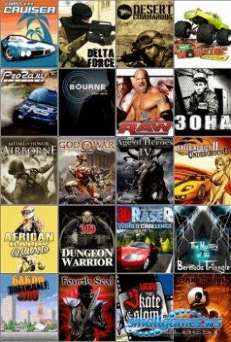 37 игр для Symbian OS 9.1, 9.2