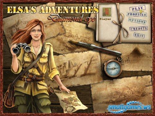 Elsa's Adventure: Diamond Eye