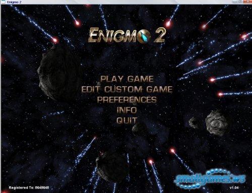 Enigmo 2: Supernova