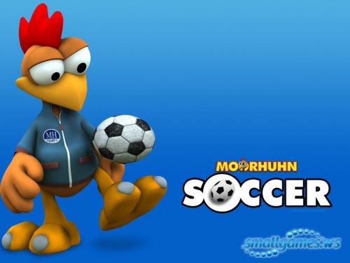 Морхухн - Эпидемия футбола (Moorhuhn Soccer)