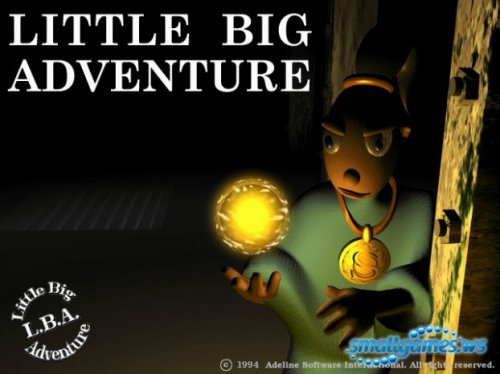 Little Big Adventure (Антология)