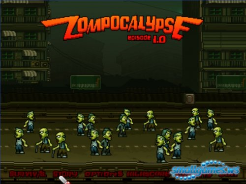 Zompocalypse: Episode One