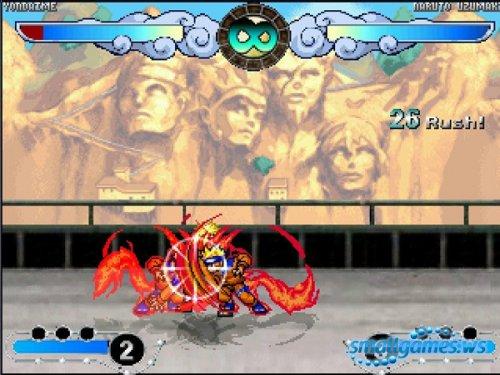 Naruto M.U.G.E.N 2008