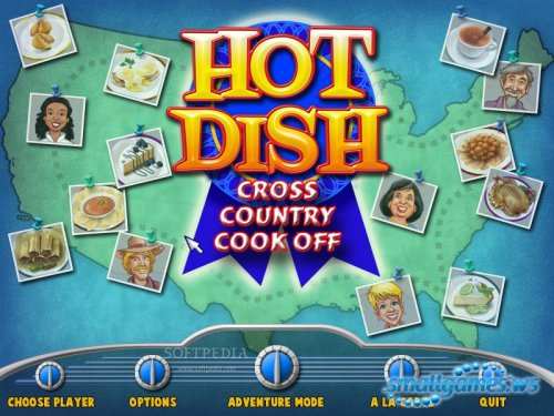 Hot Dish 2: Cross Country Cook-off