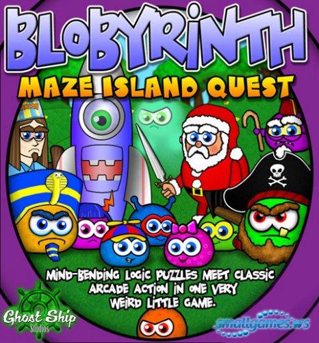 Blobyrinth: Maze Island Quest