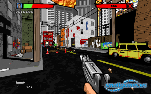 Action Doom 2 - Urban Brawl