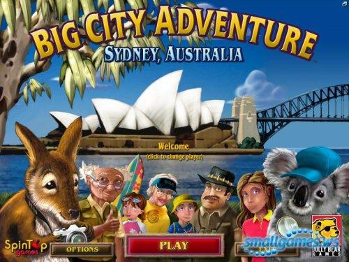 Big City Adventure: Sydney, Australia