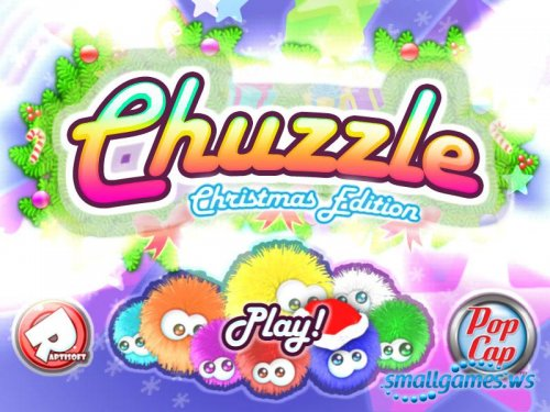 Chuzzle. Christmas Edition