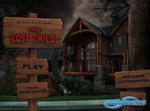 Mystery Case: The Lost Child