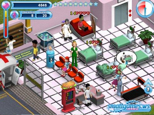 Hospital Hustle/Больничная сумотоха