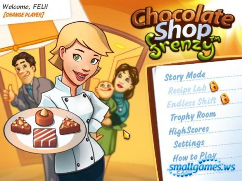 Chocolate Shop Frenzy (PC)