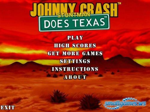 Johnny Crash: Stuntman Does Texas