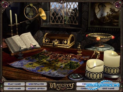Majesty: Fantasy Kingdom Sim + дополнение
