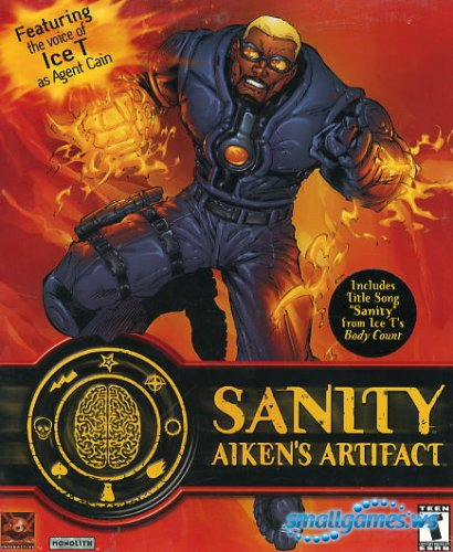 Sanity - Aiken's Artifact