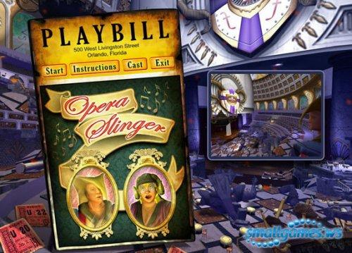 Opera Slinger