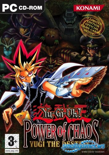 Yu-Gi-Oh! Power of Chaos - Yugi the Destiny