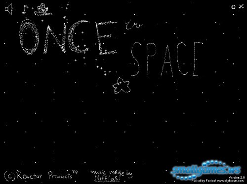 Once in Space