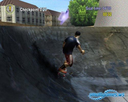 Скейт в Большом Городе