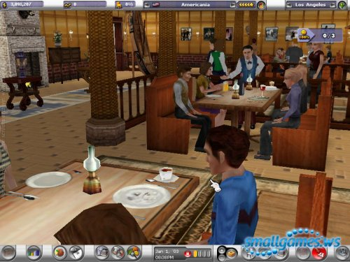 Ресторанная Империя
