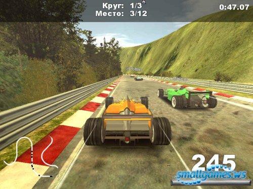 Гран-при: Формула «Super Boost»