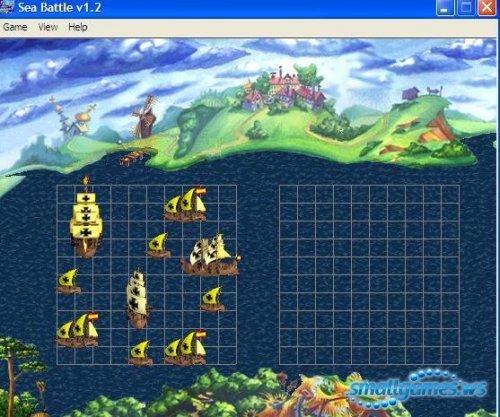 Sea Battle v1.2 / Морской бой