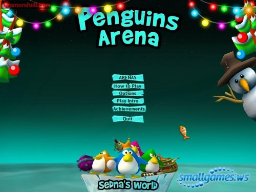 Penguins Arena: Sedna`s world
