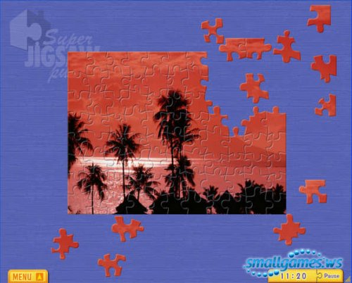 Super Jigsaw Beach Holiday 2