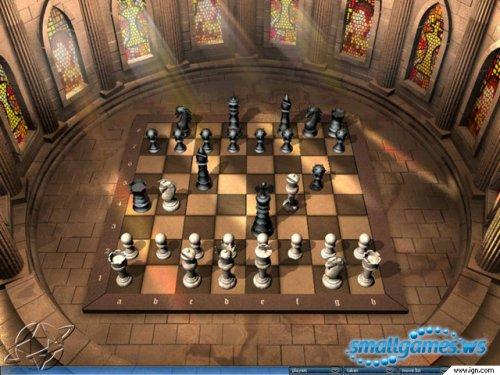 Hoyle Majestic Chess - Королевские Шахматы