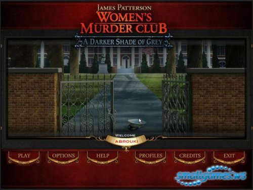 Womens Murder Club 2: A Darker Shade of Grey