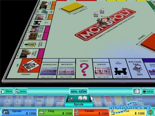 Монополия 3 (русская версия)