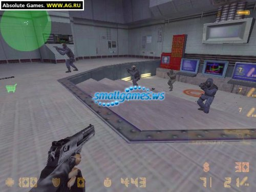 Counter-Strike 1.6 (full+no-steam+patch)