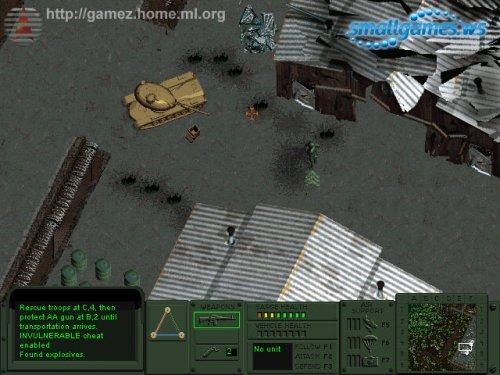 Army man игра скачать