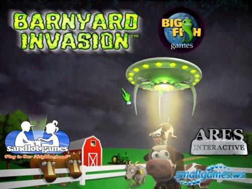 Barnyard Invasion
