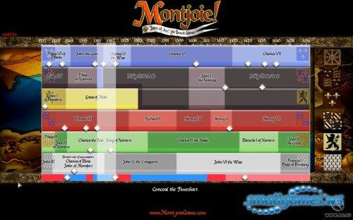 Montjoie! Столетняя война