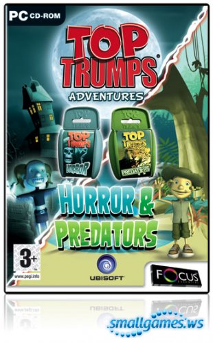 Top Trumps Adventures: Horror & Predators