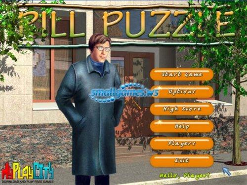 Pill Puzzle/Аптечный Пазл