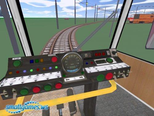 Симулятор трамвай игра скачать торрент