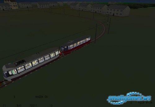 Симулятор Трамвая  Advanced Tram Simulator
