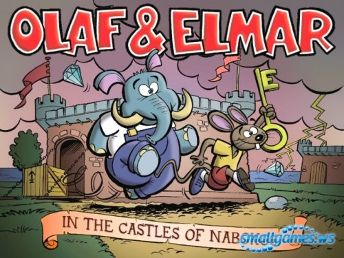 Olaf & Elmar in the Castles of Nabokos