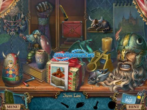 Ghosts of the Past: Bones of Meadows Town Collectors Edition