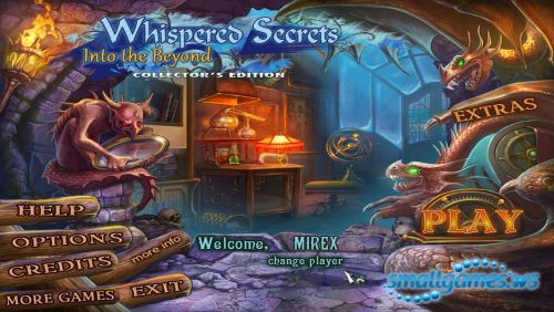 Whispered Secrets 2: Into the Beyond Collectors Edition